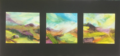 Ding dong triptych 